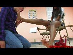 adorazione del piede d'ebano 1