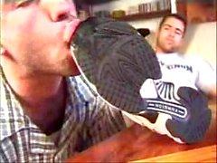 Foot Effekt av grekiska poustis