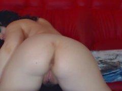 Adolescente su primer anal