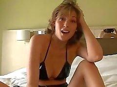 Hotwife in Vegas cuckolds you