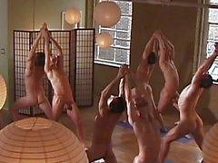 Гидромассажная голая Yoga Male