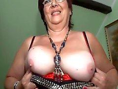 Hot Granny Maria (64yo)