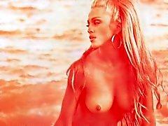 Madonna se déshabilla !