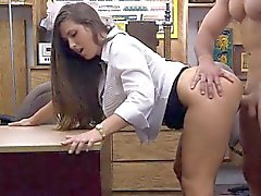 Bubble Butt peones de chicas_Language_Tools chocho y la golpean en la trastienda