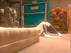 De Haruna Sairenji em 3D de Hentai