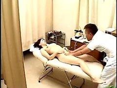 Masaje asiático erótico japonés