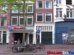 Hollantilainen huora saa kynnetään