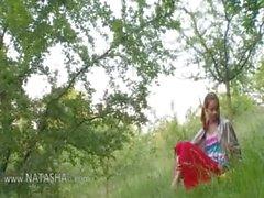 spagnolo Natasha ritorno alla natura