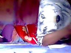 A Desi india muslim mujer Sharmin puto hora del novio (sin cortar )