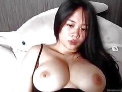 Sexy caliente hermosa asiática cachonda