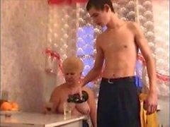 Mamá hijo ruso 1