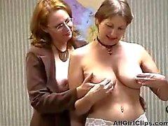 Mature Lesbians Trib