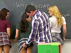 piacevole regalo carino il Natale degli insegnanti per