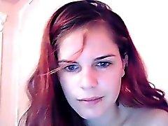 rousse Attractive fille plantureuse obtenir et dessin wi baisée