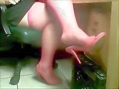 BBW piedino di grasso prendere in giro