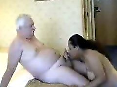 Paksua Intian Prostitute Kun old guy