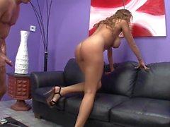 Alanah Rae Busty Babe Likes Big Dicks