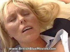 Chantelle Stephens - Brithish MILF Anal