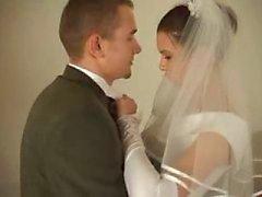 Alexandra och Andreas - rysk bröllop swingers