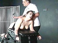 Hellpain kamçılama ile cezalandırılması ayakları spanking