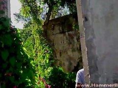 Schwarz Riesenschwanz - José Fr. Amando nach Hammerboys Fernsehapparat