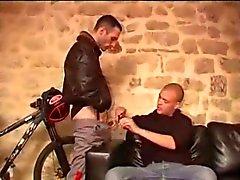 Saugen einem Monster französisch araber Schwanz anschließend gebumst