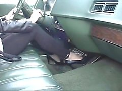 Topuklu ve Naylon çorap Kranklama