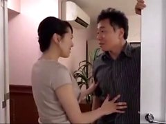 Asian Milf and her abominable stepson - Pt2 On HDMilfCam,com
