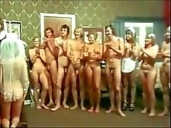 Nakenstudie Scandanavian Bröllops