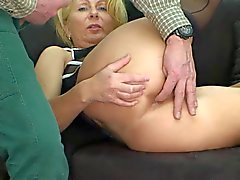 anal com loira alemão Milf