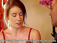 Лад обыгрывает девственном розовый киски своей подруге