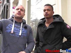 Holandês prostituta cara spunked