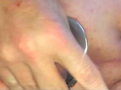 Speculum anal shemale and dildo in the bottom