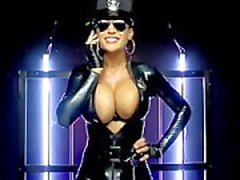 Fernanda Dark / Ferrari Latex Cop