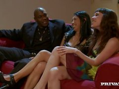 India Summer Has Foursome with Lorelei Lee