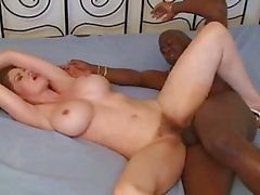 Hairy Pussy Big Boobs Milf satisfy her bbc toy