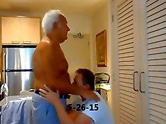 Эрика и горячее деда