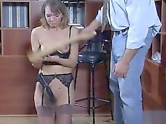 Tettona italiana in su blowjob