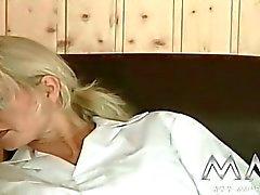 MMV Films German mature wife loves rough sex