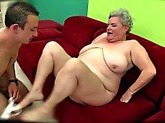 Mollig Stern Granny - 118