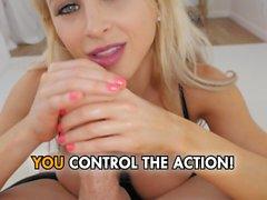 Alix Lynx - Dick Emiyor Cum Aç Whore