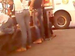 Буэна nalga CASADA ла Парада автобусная 2