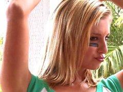 Jenny McClain - Football 2