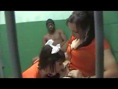 Gefängnis Haus Sissy Fallen Dreier