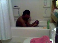 Mes premières Scene..Its bonne douche pour être à la maison, pour de bon. Ahhh