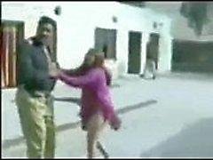 Pakistanischen Polizei.MOV