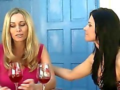 India Summer and Anita Dark Hot Mature Lesbians