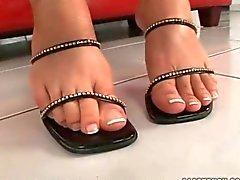 Delle suole e dei piedi Compilazione sexy