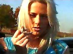 fumando fetiche Carly # por Smoker58