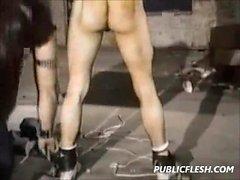 Extreme Retro Homosexuell BDSM und Peitschen